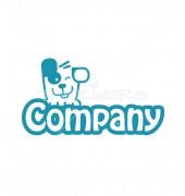 Dog Wash Business Premade Logo Design