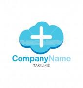 Cloud Health Logo Template