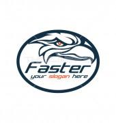 Eagle Company Logo Template