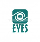 Eye Technology Logo Template