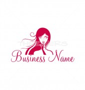 Beauty Products Creation Logo Template