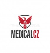 Medical Support Inventive Health care logo Template