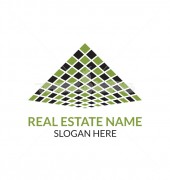 Properly Agent Housing Logo Template