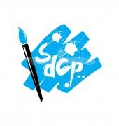 Painting Art Non profit Logo Template