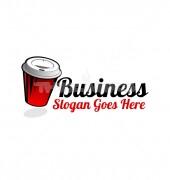 Fresh Drinks Premade Creative Product Logo Symbol