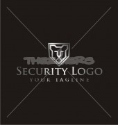 Security Protection Logo Template