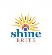 Rising Sun Aesthetically Eye Logo Template