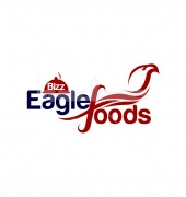 Eagle Food & Bar Logo Template