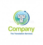 Earth Translation Logo for Language Solutions