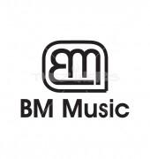EM Letter Stylish Logo Template