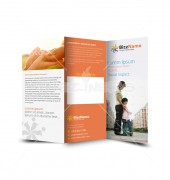 Paramount Childcare Trifold Design