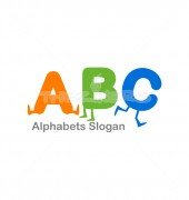 ABC Letter Logo Template