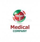 Global Doctor - Medical Logo Vector
