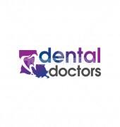 Dental Care Medical Solution Logo Template