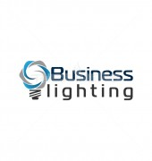 Business Lighting Production Logo Template