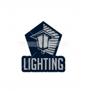 Lighting Creation Logo Template