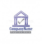 Right Choice Logo Template for Home Finance
