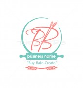 BB Letter Logo Vector Design
