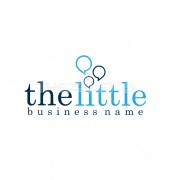 The Little Abstract Logo Template
