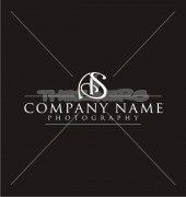 AS Photography Abstract Premade Logo Design