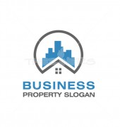 Business Property Logo Symbol