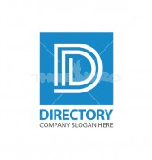 DD Letter Rich Logo Template