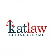 Lawyer Logo Design Template