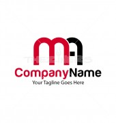 MM Letter Logo Template