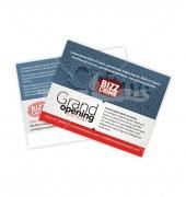 Professional Detective Service Postcard Design