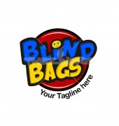Blind Bags Premade Product Logo Design