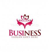 Lotus Herbals Floral Logo Template