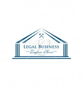 Legal Financial Group Logo Template