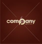 P Letter Elegant Logo Template