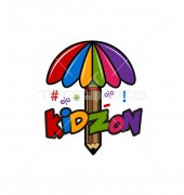 Kids Education Childcare Logo Template