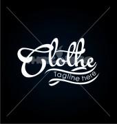 Alphabet Elegant Typography Logo Template