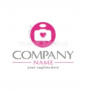 Wedding Photography Logo Design Template