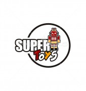 Super Toys Creative Child Care Logo Template