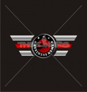 Key Design Automotive Bike & Car Logo Template