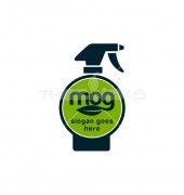 Cleaning Services Premade Product Logo Design