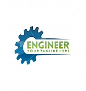 Engineer Abstract Automotive Premade Logo Design