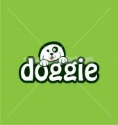 Cute Pet Health Clinic Logo Template