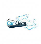 Car Cleaning Automotive Services Premade Logo Design