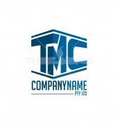 Letter TMC Creative Premade Logo Design