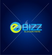 E Global Internet Creative Premade Logo Design