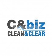 Home Clean Clear Services Logo Template