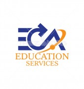 ECA Education Elegant Logo Template