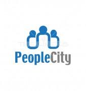 People City NGO logo Template