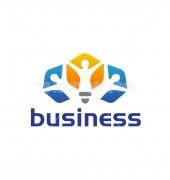 Health Generation Elegant Healthcare Solutions Logo Design