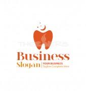 Apple Teeth Premade Health Care Logo Design