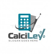 Y Letter Calculator Accounts Solutions Logo Template